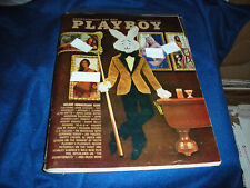 PLAYBOY JANUARY 1972 HOLIDAY ANNIVESARY ISS PLAYMATE OF THE MONTH MARYLIN  COLE