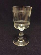 Saint-Louis et Baccarat 10,4 cm Verre en cristal de Circa 1880