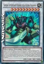 Samurai Superpesante Signore della Guerra Susanowo ☻ Super Rara ☻ SECE IT048