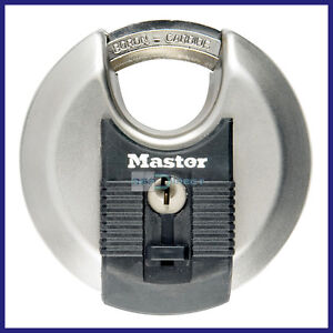 Master Lock Excell M50D Discus Padlock