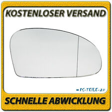Spiegelglas für KIA CERATO I 2004-2007 rechts Beifahrerseite asphärisch