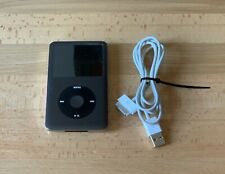Apple iPod classic 7th Generation Black (120 GB)