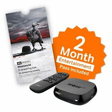NOW TV BOX inc 2 Month Entertainment Pass and Sky Store Pass