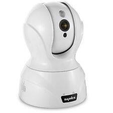 SANNCE Wireless WiFi 720P IP Camera P2P Webcam iPhone Android CCTV 2 Way Audio