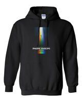 Imagine Dragons Evolve Custom Gildan Hooded Sweater Hoodie Brand New-Black