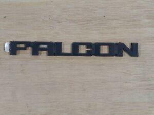 Fomoco Nos Genuine Original FALCON XD XE  badge NOS XD 16604B