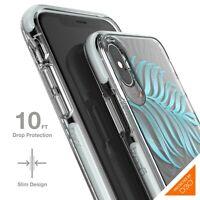iPhone X / XS Case Gear4 Victoria Advanced Impact Protection D30 - Jungle