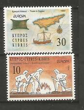 Cept / Europa   1994    Zypern    **
