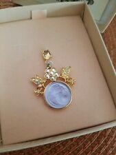 KIRKS FOLLY DREAM ANGEL necklace charm  hollogram