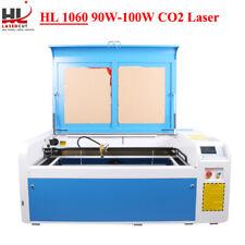 Hl 1060 100w Co2 Laser Cutter Laser Engravingcutting Machine Us Local Pickup