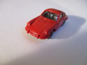 Wiking H0 Porsche 911 (16), rot !!!