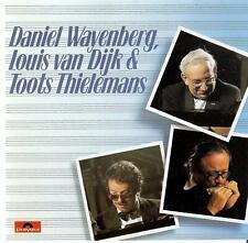 Various - Daniel Wayenberg, Louis Van Dijk & Toots Thielemans CD #G1991255