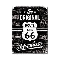 Magnet Souvenir Route 66 Adventure Motorrad Kühlschrank Fridge,8 cm,NEU