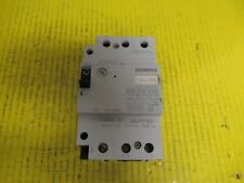 SIEMENS MANUAL MOTOR STARTER 3VU1600-0MP00 22-32A A AMP 3VU16000MP00