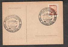 Austria1946 Wien Schonbrunn post card British Military Searchlight Tattoo