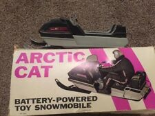 VINTAGE ARCTIC CAT PANTHER TOY SNOWMOBILE
