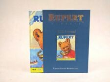 Limited Edition Rupert Comics & Annuals