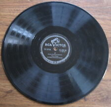 """Perry Como - 78 rpm (Canada)- """"If"""" / """"Zing Zing-Zoom Zoom"""" RCA Victor 20-3997 VG"""