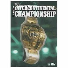 WWE Wrestling The Best of Intercontinental Championship (DVD, 2004) Case SEALED