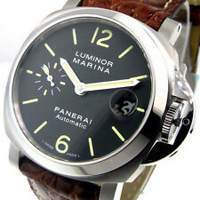 UNWORN PANERAI PAM 48 STEEL 40 mm LUMINOR MARINA PAM 00048