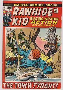 Rawhide Kid #103, Fine Condition