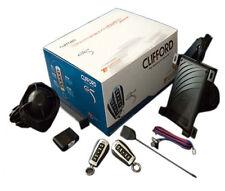 Clifford Concept 650 Mk3 Car Alarm Immobiliser THATCHAM Cat 1 With Black Remotes