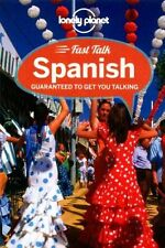 **NEW** - Lonely Planet Fast Talk Spanish (Phrasebook) (Paperback) 1741794838