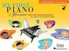 My First Piano Adventure Bk. A (2007, CD / Paperback)