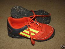 SUPER Adidas Adi5 X-Ite orange turf / tennis shoes - toddlers / boys 13.5