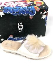 Ugg Australia Women's Pretty Slide Powder Puff 1092955 Shoes Slip On Slippers