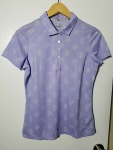 1 NWT PUMA WOMEN'S POLO, SIZE: MEDIUM, COLOR: SWEET LAVENDER (J195)