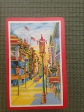 Vintage California Artist Souvenir Playing Cards by Arrco - Mint in Original Box