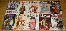 Blade of the Immortal #1-131 VF/NM complete series - dark horse manga - samura