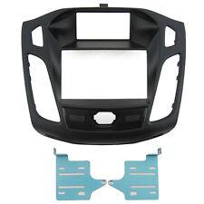 Car Stereo Radio Fascia Dash Panel 2 Din Frame For FORD Focus C-Max 2011+