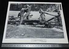 1954 PHOTO CINEMA 20th CENTURY FOX RIVIERE SANS RETOUR ROBERT MITCHUM M. MONROE