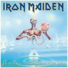 CD musicali metal hard rock Iron Maiden
