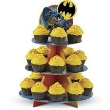 Batman Cupcake Treat Stand from Wilton #5140