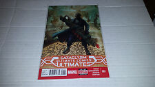 Cataclysm Ultimate Comics The Ultimates  # 1 (2014, Marvel) First Print