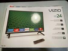 """Vizio D24-D1 D-Series 24"""" Class LED Smart TV (Black)"""