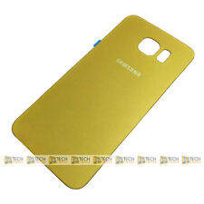 Samsung Galaxy S6 Back Cover Gold Replacement Rear Housing g920