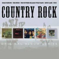 Original Album Series - Original Album Series: Country Rock [CD]