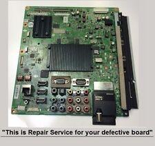 LG 47LE5400 , 47LE5500 , 47LE8500  LG Main Board Repair Service