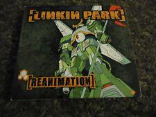 Linkin Park Reanimation [ECD] (CD 2002)