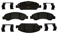 Disc Brake Pad Set fits 2014-2019 GMC Sierra 1500 Yukon,Yukon XL  ACDELCO PROFES