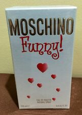 Treehousecollections: Moschino Funny! EDT Perfume Spray For Women 100ml