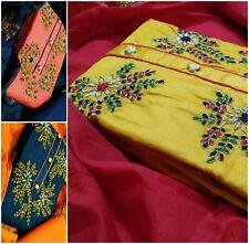 Designer Salwar Kameez Dress Cotton Suit Pakistani wedding Party Dress Anarkali