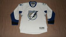 Tampa Bay Lightning White Reebok Men's Size Small NHL Hockey Jersey