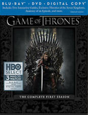 Game of Thrones: Season 1 (Blu-ray Disc, 2013, 7-Disc Set)