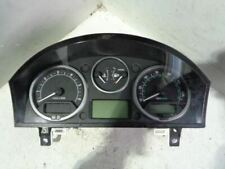 Instrument Cluster Speedo Land Rover Discovery 3 YAC500025 2004 to 2007
