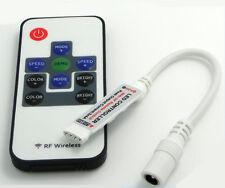 Controlador Tira Led Radiofrecuencia RGB Multicolor RF 5050 3528 DIMMER ESPAÑA
